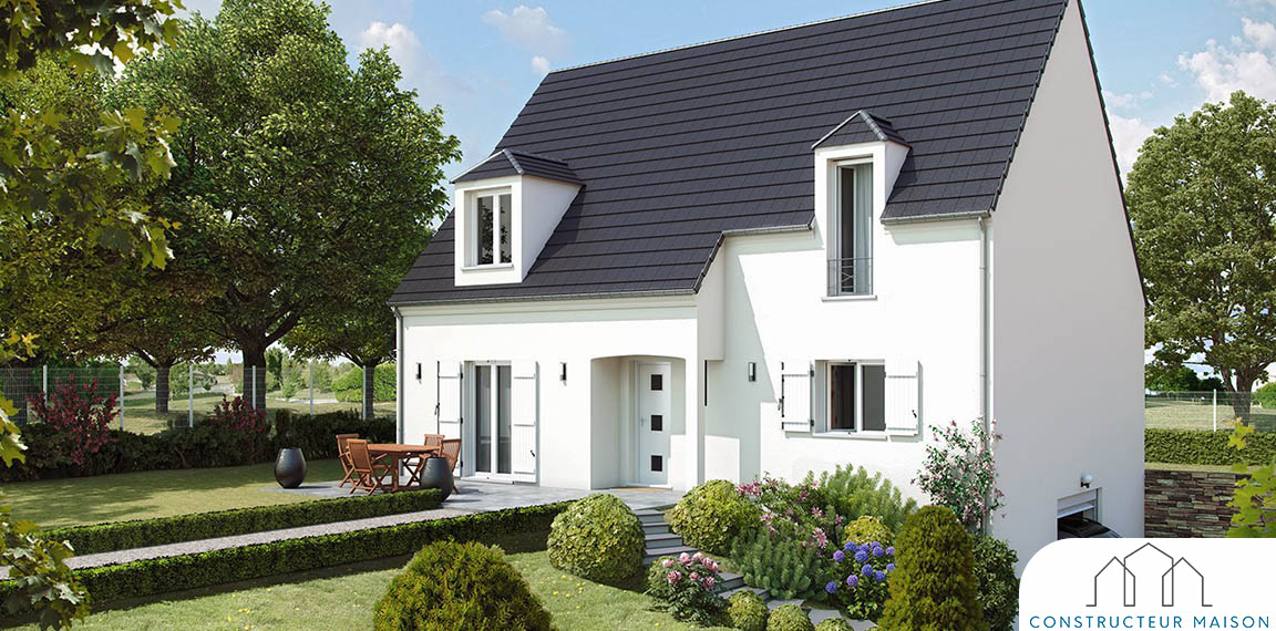 Boissi re maison familiale tage for Modele maison familiale