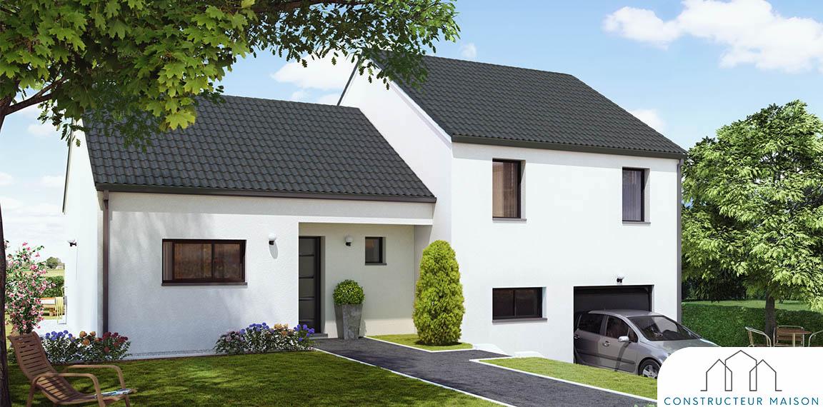 maison traditionnelle etage - Neuviliere